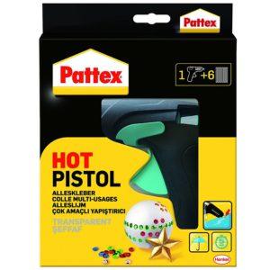 Pattex Hot Pistol Starter-Set Produktbild Schachtel