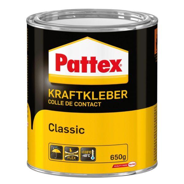 Pattex Kraftkleber Classic Produktbild Dose gross