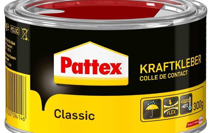Pattex Kraftkleber Classic Produktbild Dose klein