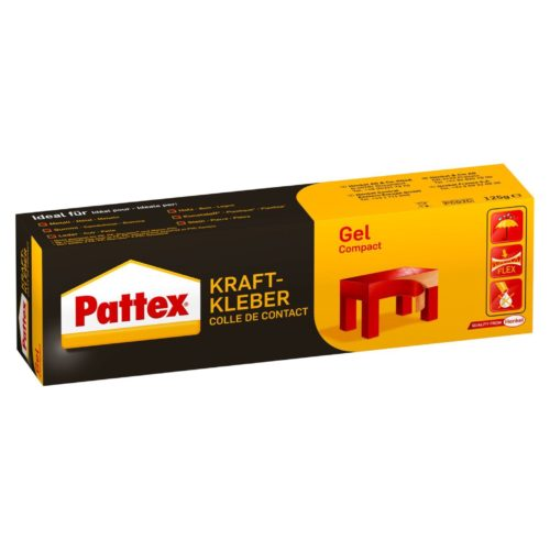 Pattex Kraftkleber Gel Compact Produktbild Schachtel