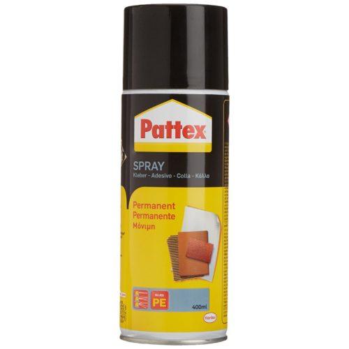 Pattex Power Spray Permanent Produktbild Dose Vorderseite