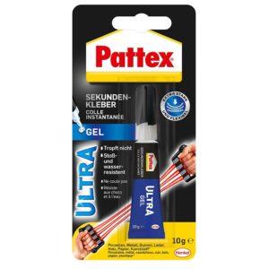 Pattex Sekundenkleber Ultra Gel Produktbild Blisterkarte
